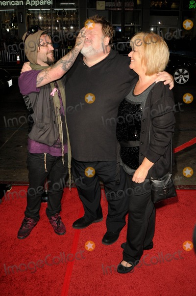 Bam Margera Photo - Bam Margera Phil Margera April Margera attending the Los Angeles Premiere of Jackass 3d Held at the Graumans Chinese Theatre in Hollywood California on October 13 2010 Photo by D Long- Globe Photos Inc 2010