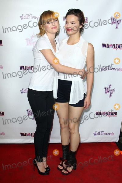 Kaili Thorne Photo - Bella Thorne Kaili Thorne Girls Night Out with Bella Thorne and Wallflower Jeans Held at the California Market Center October 7 2013 Los Angelescaliforniausa Photo TleopoldGlobephotos
