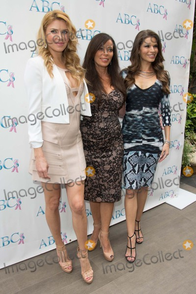 Adrienne Janic Photo - Brandi Glanville Carlton Gebbia Adrienne Janic Attend the Associates For Breast and Prostate Cancer Studies Annual Mothers Day Luncheon on May 6th 2015 at the Four Seasons Hotel in Beverly Hills California UsaphotoleopoldGlobephotos