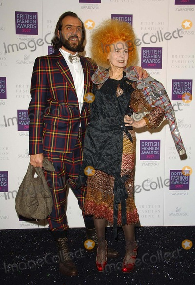 Andreas Kronthaler Photo - British Fashion Awards 2007-horticultural Halls Belgravia London United Kingdom 11-27-2007 Photo by Henry Davenport-richfoto-Globe Photosinc