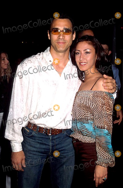 Adrian Paul Photo - Bulletproof Monk Premiere at Tthe Chinese Theatre CA 04092003 Photo Phil Roach Ipol Globe Photos Inc 2003 Adrian Paul
