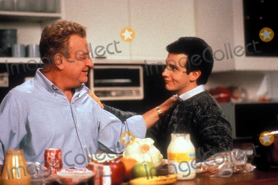Rodney Dangerfield Photo - Back to School Tv  Film Still Supplied by Globe Photos Inc Rodney Dangerfield and Kieth Gordon