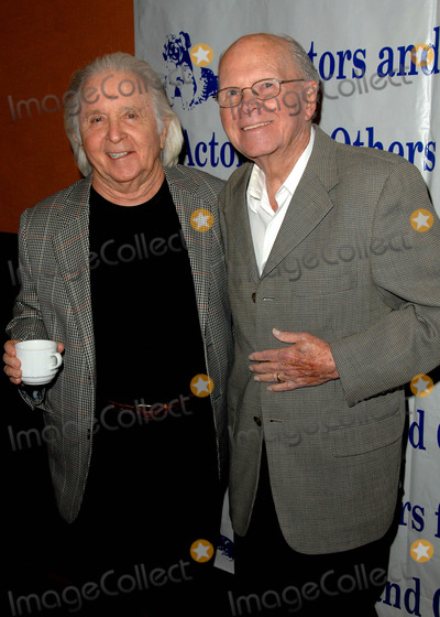 Arte Johnson Photo - Celebration of Caring 2009 Toast to Rowan  Martins laugh-in at the Universal Hilton in Universal City CA 11-14-2009 Photo by Scott Kirkland-Globe Photos  2009 Arte Johnson and Billy Barnes