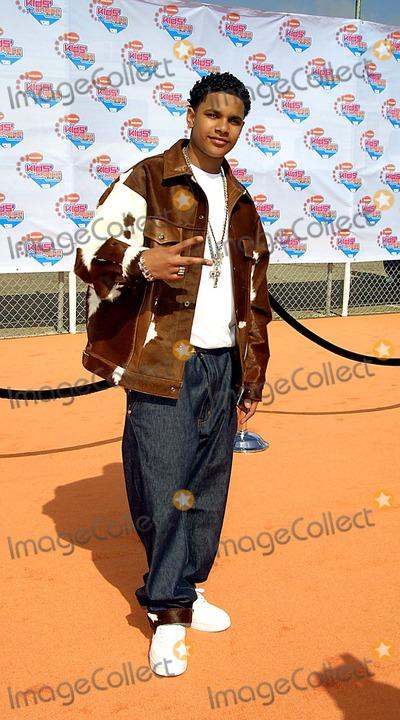 Lil J Photo - Lil J Nickelodeon Holds Their 15th Annual Kids Choice Awards Barker Hangar Santa Monica CA April 20 2002 Photo by Nina PrommerGlobe Photos Inc2002