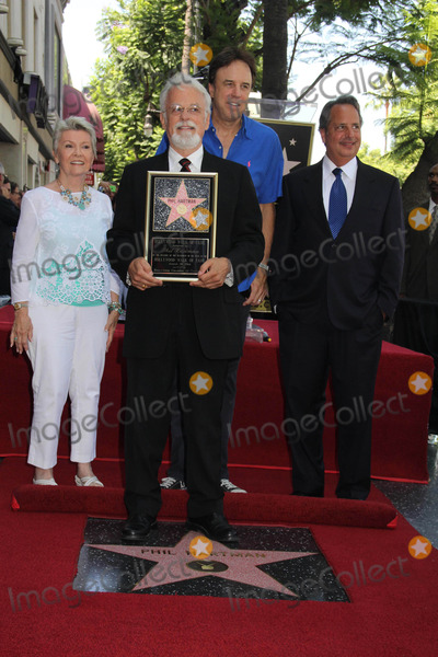 Jon Lovitz Photo - the Late Phil Hartman Honored Posthumously with a Star on the Hollywood Walk of Fame 6600 Hollywood Blvd Hollywood CA 08262014 John Hartmann - Brother of Phil Hartman Kevin Nealon Jon Lovitz and Betty Fanning Mccann - Phil Hartmans Longtime Agent Clinton H WallaceGlobe Photos Inc