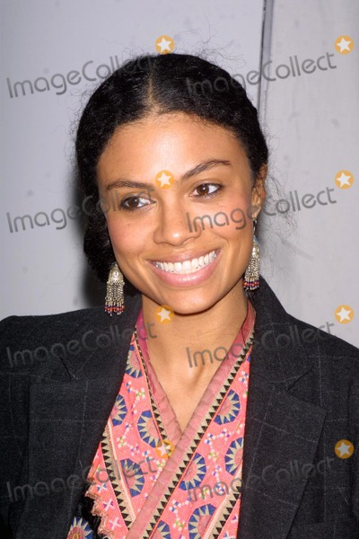 Amel Larrieux Photo -  111301 the Launch Party For Francois Nars Book Makeup Your Mind in NYC Amel Larrieux Photo by John BarrettGlobe Photos Inc