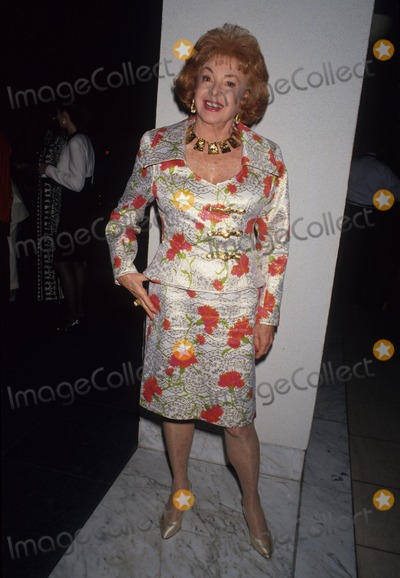 Audrey Meadows Photo - Audrey Meadows 1994 Photo by Lisa Rose-Globe Photos Inc