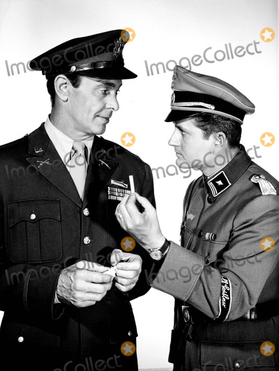John Drew Barrymore Photo - Barry Sullivan and John Drew Barrymore on Cbs Televisions Playhouse 90 Presentation aint No Time For Glory 671957 Supplied by SmpGlobe Photos Inc Johndbarrymooreretro