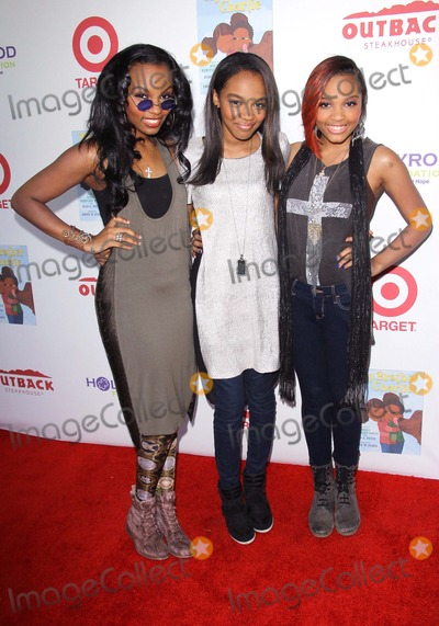 McClain Sisters Photo - The Mcclain Sisters Attend the Hollyrod Foundations My Brother Charlie Family Fun Festival on 12th August 2012 at Culver Studios Culver Citycausaphoto TleopoldGlobephotos