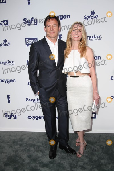 Jason Isaacs Photo - NBC Uni Cable Upfront Presentation 2014 Red Carpet Arrivals the Javits Center NYC May 15 2014 Photos by Sonia Moskowitz Globe Photos Inc 2014 Jason Isaacs Anne Heche