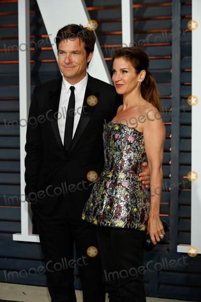 Amanda Anka Photo - Jason Bateman Amanda Anka Vanity Fair Oscar Party 2015 Beverly Hills CA February 22 2015 Roger Harvey