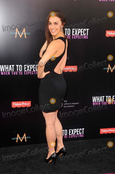 Kathryn McCormick Photo - Kathryn Mccormick attending the Los Angeles Premiere of What to Expect When Youre Expecting Held at the Graumans Chinese Theatre in Hollywood California on May 14 2012 Photo by D Long- Globe Photos Inc