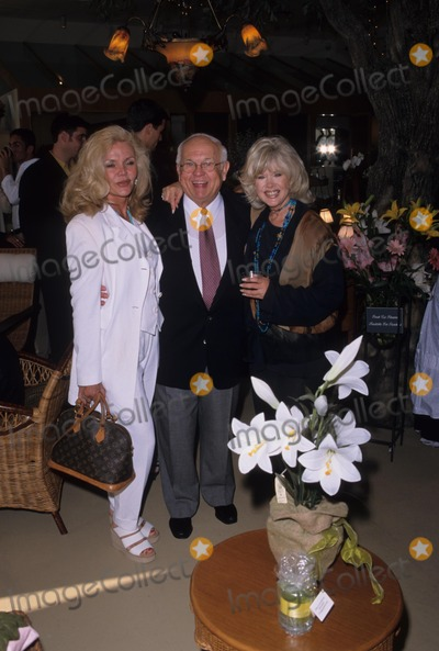 Johnny Grant Photo - Connie Stevens with Deanna Lund and Johnny Grant at Connie Spa Opening the Garden Sanctuary in Los Angeles 1998 K12717fb Photo by Fitzroy Barrett-Globe Photos Inc