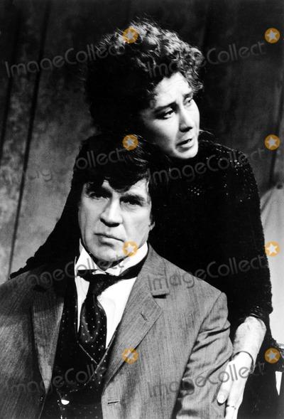 Alan Bates Photo - Alan Bates and Felicity Kendall in Chekhovs Ivanov Supplied by Globe Photos Inc Alanbatesretro