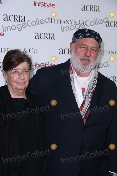 Nan Bush Photo - Acrias 19th Annual Holiday Dinner Benefit Honoring Larry Kramer and Bruce Weber Skylight Modern NYC December 10 2014 Photos by Sonia Moskowitz Globe Photos Inc 2014 Nan Bush Bruce Weber