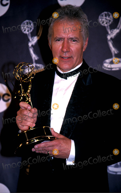 Alex Trebek Photo - 30th Annual Daytime Emmy Awards (Arrivals) at Radio City Music Hall in New York City 05162003 Photo Barry Talesnick Ipol Globe Photos Inc 2003 Alex Trebek