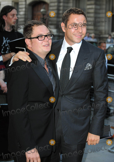 Alan Carr Photo - Alan Carr and David Walliams Gq Men of the Year Awards 2009-arrivals-royal Opera House London United Kingdom Photo by Mark Chilton-richfoto-Globe Photos Inc