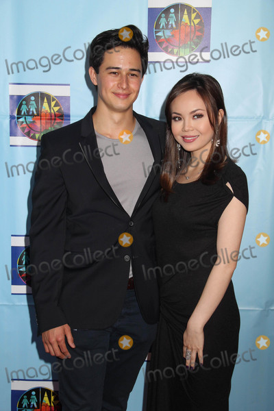 Anna Maria Perez de Tagle Photo - Los Angeles Unified School Districts First Ever Series of lets Celebrate District Wide Arts Festival Academy of Motion Picture Arts  Sciences Beverly Hills CA 05272015 Ivan Dorschner and Anna Maria Perez DE Tagle Clinton H WallaceipolGlobe Photosinc