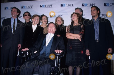 Christopher Reeve Photo - Robert Kennedy Jr with Glenn Close Christopher Reeve Helen Hunt Susan Sarandon Tim Robbins  David Blaine Helen Hunt Hosts 11th Annual a Magical Evening to Benefit the Christopher Reeve Pralysis Foundation at the Waldorf Astoria 2001 K23385kj Photo by Kelly Jordan-Globe Photos Inc