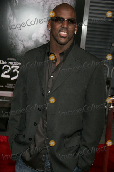 Chris Harris Photo - the Number 23 Los Angeles Premiere the Orpheum Theatre Downtown Los Angeles CA 02-13-2007 Chris Harris - the Chicago Bears 46 Photo Clinton H Wallace-photomundo-Globe Photos Inc