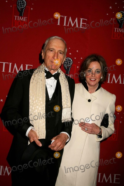 Nan Talese Photo - Time Magazine 100 Most Influential People in the World Jazz at Lincoln Center NYC May 8 2007 Photos by Sonia Moskowitz Globe Photos Inc 2007 Gay Talese and Nan Talese
