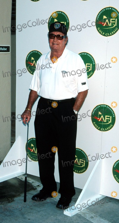 James Garner Photo - Sd092302 Afi Golf Classic Riviera Country Club Pacific Palisades CA James Garner Photo by Milan RybaGlobe Photosinc
