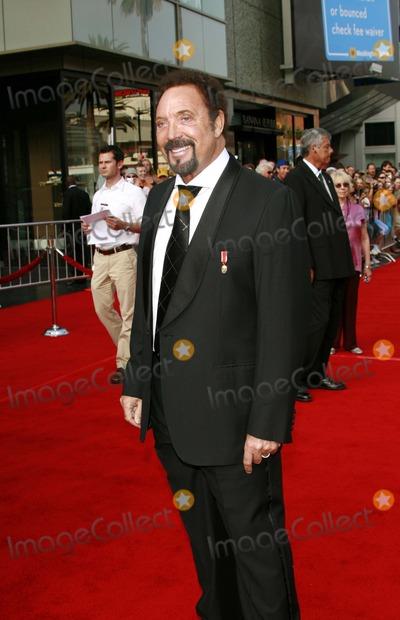 Tom Jones Photo - Tom Jones - Sir Sean Connery Is Honored at the 34th Afi Life Achievement Award - Kodak Theater Hollywood California - 06-08-2006 - Photo by Nina PrommerGlobe Photos Inc 2006