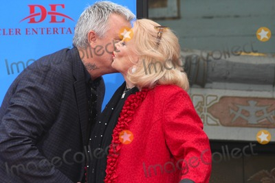Nick Cassavetes Photo - Gena Rowlands Honored with Handfootprint Ceremony at the Tcl Chinese Theatre Imax Hollywood CA 12052014 Nick Cassavetes and Mother Gena Rowlands Clinton H WallaceipolGlobe Photos Inc