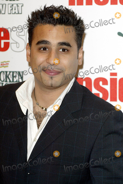 Ameet Chana Photo - Ameet Chana Actor Inside Soap Awards 2003 LA Rascasse London England 29092003 Dib6726 Credit AllstarGlobe Photos Inc