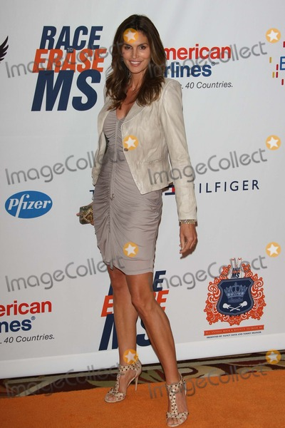 Allison Baver Photo - Cindy crawfordmodelallison Baver attending the 18th Annual Race to Erase MS Gala Held at the Hyatt Regency Century Plaza in Century City California on 42911photo by Graham Whitby boot-allstar - Globe Photos Inc   2011