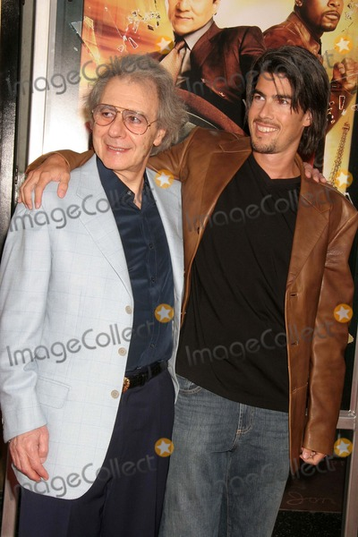 Lalo Schifrin Photo - Rush Hour 3 Los Angeles Premiere Manns Chinese Theatre Hollywood CA 07-30-07 Lalo Schifrin and Son Ryan Schifrin Photo Clinton H Wallace-photomundo-Globe Photos Inc