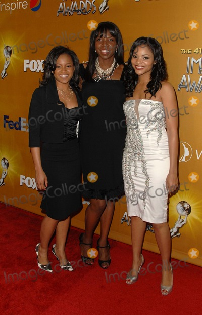 Nicki Micheaux Photo - Naacp Image Awards Nominee Luncheon at the Beverly Hills Hotel in Beverly Hills CA 02-13-2010 Photo by James Diddick-Globe Photos  2010 Rhyon Brown Nicky Micheaux Erica Hubbard
