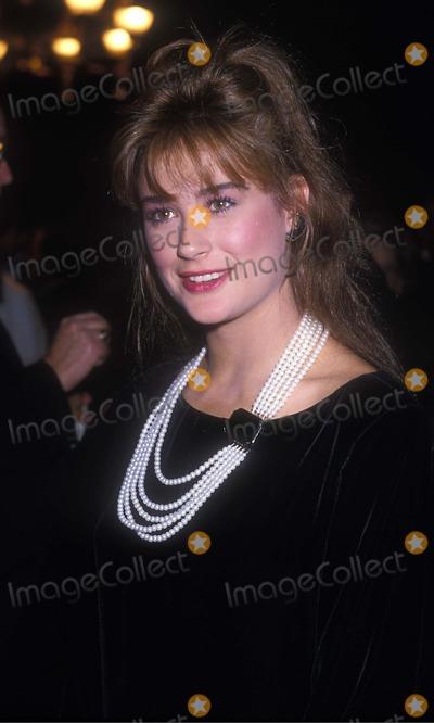 Alan Hunter Photo - 1985 Demi Moore Photo by Alan Hunter-Globe Photos