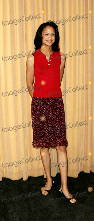 Anne-Marie Johnson Photo - Anne-marie Johnson - Screen Actor Guild Marks 15th Anniversary of Americans with Disabilities Act - James Cagney Room Los Angeles CA - 07-26-2005 - Photo by Nina PrommerGlobe Photos Inc2005