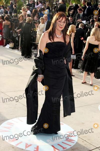 Angelica Huston Photo - 78th Annual Academy - Oscar Awards Vanity Fair Viewing Party Mortons  Los Angeles CA 03-05-2006 Photo John Barrett-Globe Photos Inc 2006 Angelica Huston