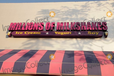 Abraham McDonald Photo - Def Jam Recording Artist Abraham Mcdonald Launches Miracle Shake at Millions of Milkshakes West Hollywood CA 04242010 Millions of Milkshakes - Storefront Photo Clinton H Wallace-photomundo-Globe Photos Inc