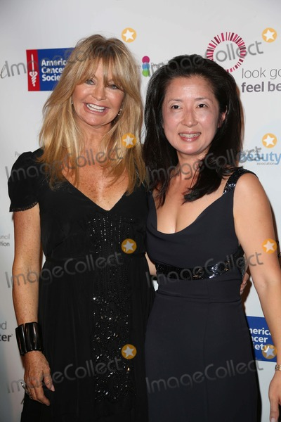 Goldie Hawn Photo - The 2013 Dreamball to Benefit the Look Good Feel Better Program Cipriani 42nd St NYC September 26 2013 Photos by Sonia Moskowitz Globe Photos Inc 2013 Goldie Hawn Kris Kim