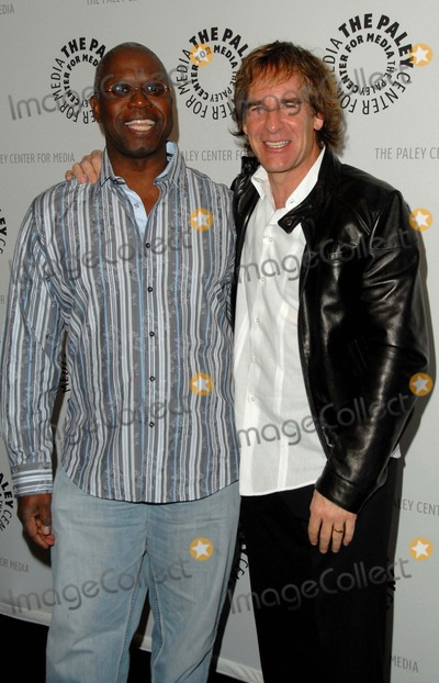 Andre Braugher Photo - Annual Paleyfest Presents Men of a Certain Age at the Saban Theatre in Los Angeles CA 03-12-2010 Photo by Scott Kirkland-Globe Photos  2010 Andre Braugher and Scott Bakula