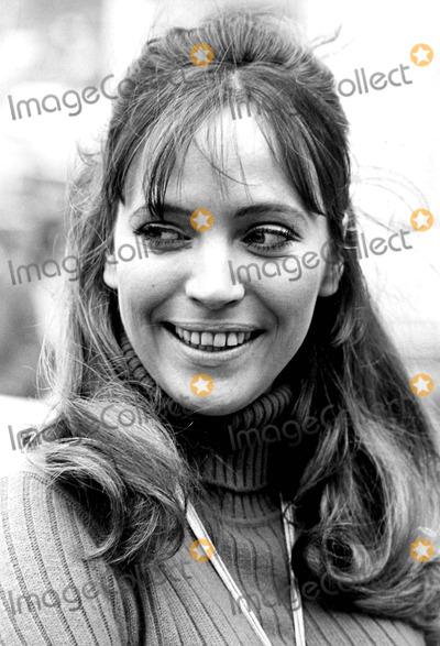 Anna Karina Photo - Anna Karina Pip  Globe Photosinc
