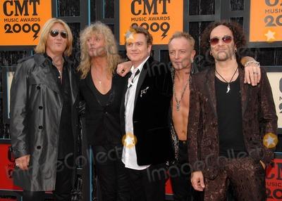 Def Leppard Photo - Cmt Music Awards at the Sommet Center in Nashville TN 06-16-2009 Photo by Scott Kirkland-Globe Photos  2009 Def Leppard
