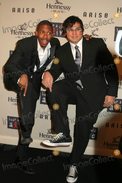 Nick Perri Photo - Keep a Child Alives 6th Annual Black Ball at the Hammerstein Ballroom in New York City 10-15-2009 Photo by Mitchell Levy-rangefinder-Globe Photos Inc Nick Cannon Tyler Perry