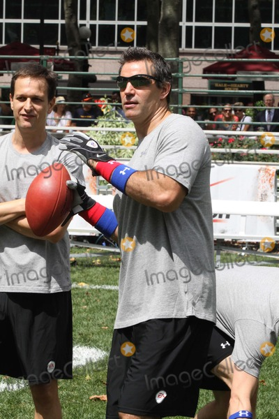 Josh Charles Photo - Kurt Warnerjosh Charles at Madden Nfl 12 Pigskin Pro-am Game in Bryant Park 7-27-2011 Photo by John BarrettGlobe Photos Inc
