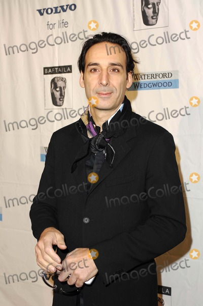 Alexandre Desplat Photo - Beverly Hills CA January 14 2007 Composer Alexandre Desplat During the Baftala Awards Season Tea Party Held at the Four Season Hotel on January 14 2007 in Beverly Hills Californiaphoto by Michael Germana-Globe Photos 2007