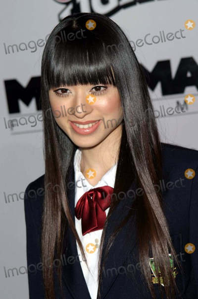 Chiaki Kuriyama Photo - Chiaki Kuriyama - Kill Bill Vol1 - Premiere - Graumans Chinese Theater Hollywood CA - 09292003 - Photo by Nina PrommerGlobe Photos Inc2003