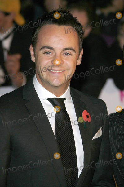 Ant Mcpartlin Photo - Ant Mcpartlin Tv Presenter National Television Awards 2008 the Royal Albert Hall London England 29 October 2008 Dii34671 the Royal Albert Hall London 10-29-2008 Photo by Dave Gadd-allstar-Globe Photos