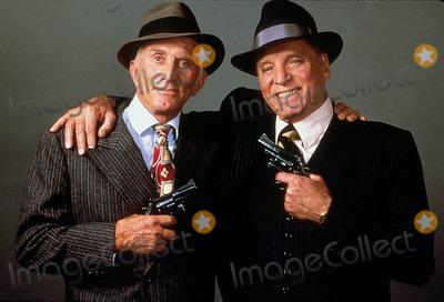 Burt Lancaster Photo - Kirkdouglasretro Tough Guys Supplied by Globe Photos Inc Kirk Douglas and Burt Lancaster