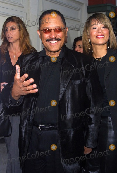 Judge Joe Brown Photo - Judge Joe Brown and Wife Undisputed - Premiere Mann Festival Theater Westwood CA August 21 2002 Photo by Nina PrommerGlobe Photos Inc2002