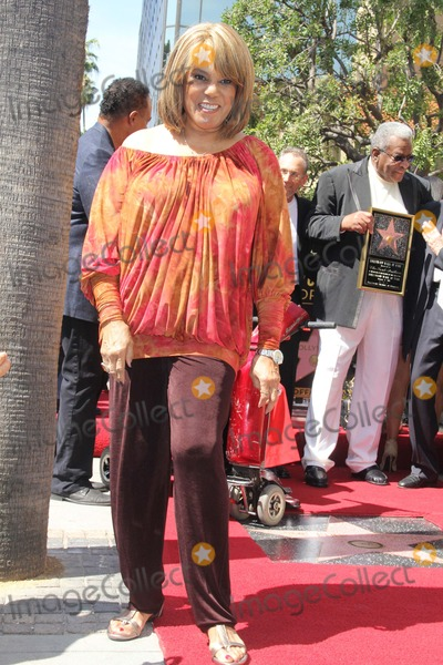 Claudette Robinson Photo - the Funk Brothers Honored with Star on the Hollywood Walk of Fame 7065 Hollywood Blvd Hollywood CA 03212013 Claudette Robinson Photo Clinton H Wallace-photomundo-Globe Photos Inc