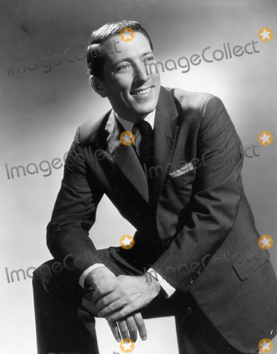 Andy Williams Photo - Andy Williams Supplied by Globe Photos Inc