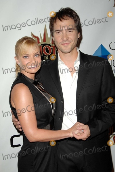 Michael Medico Photo - the 2007 Hot in Hollywood Second Annual Event Held at Henry Fonda Music Box Theaterhollywood CA 8-18-07 Photodavid Longendyke-Globe Photos Inc2007 Image Jaime Presslymichael Medico